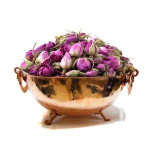قیمت هر کیلو غنچه گل محمدی